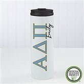Alpha Delta Pi Personalized 16oz. Travel Tumbler - 21806