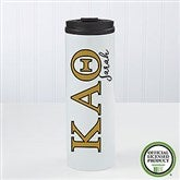 Kappa Alpha Theta Personalized 16oz. Travel Tumbler - 21812