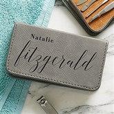 Stylish Name Personalized 8-Piece Manicure Set - 21834