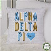 Alpha Delta Pi Personalized 14
