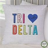 Delta Delta Delta Personalized 18