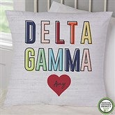 Delta Gamma Personalized 18