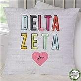 Delta Zeta Personalized 18