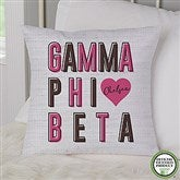 Gamma Phi Beta Personalized 14