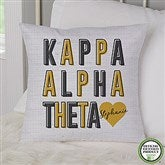 Kappa Alpha Theta Personalized 14