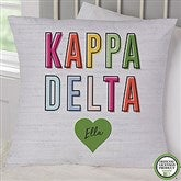 Kappa Delta Personalized 18