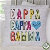 Kappa Kappa Gamma Personalized 18