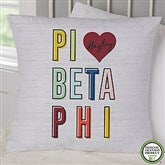 Pi Beta Phi Personalized 18