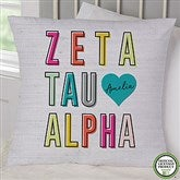 Zeta Tau Alpha Personalized 18