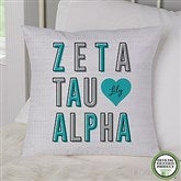 Zeta Tau Alpha Personalized 14