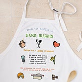 Recipe for a Happy Household© Apron - 2419-A