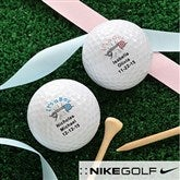 New Baby© Personalized Golf Ball Set - Nike Mojo® Extremely Long - 2489-NM