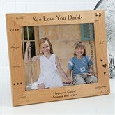 What You Mean To Me Personalized Frame- 8x10 - 2580-L