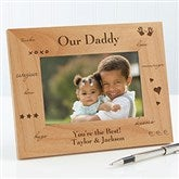 What You Mean To Me Personalized Frame- 4x6 - 2580-S