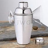 All Shook Up Engraved Cocktail Shaker