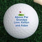 Above Par Golf Ball Set - Non Branded - 2644-B