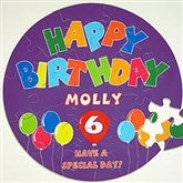 Happy Birthday 26 Pc Personalized Puzzle - 2650-26