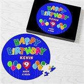 Happy Birthday 68 Pc Personalized Puzzle - 2650-68
