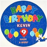 Happy Birthday 68 Pc Personalized Puzzle - 2650-68
