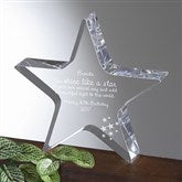 You Shine Like A Star Personalized Keepsake - 2693