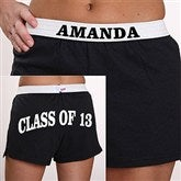 Graduation Soffe® Athletic Shorts - Black - 2781-B