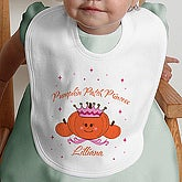 Pumpkin Princess© Infant Bib - 2875-B