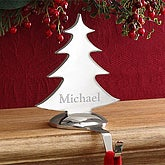 Christmas Tree Stocking Holder