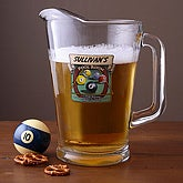 Pool Room Pitcher - 3257D-P