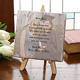 Graduation Sentiments Photo Canvas Art - 3341