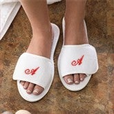 Monogram Terry Spa Slippers - Ladies - 3347-L