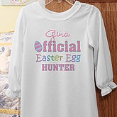 Official Egg Hunter - Girls Nightgown - 3445-NG