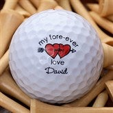 Loving Hearts Golf Ball Set - Non Branded - 3454-B