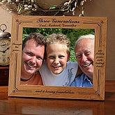 Generations of Family 8x10 Photo Frame - 3564-L