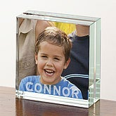 Photo Expressions Glass Block Frame- Small - 3670-S