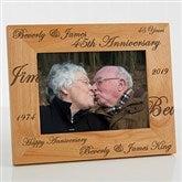 Forever & Always Anniversary Frame- 5 x 7 - 3818-M