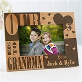 We Love Her Personalized Picture Frame - 4 x 6 - 3867