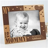 We Lover Her Personalized Picture Frame - 8x10 - 3867-L