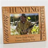 Big Hunter Personalized Frame- 5 x 7 - 3874-M