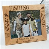 Fishing Pro Personalized Frame- 8x10 - 3875-L