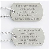 Dog Tag Set - 3925