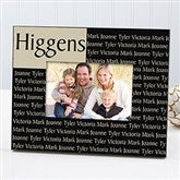 Family is Forever Personalized Frame - 3933