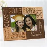 Dream & Believe Personalized Frame-4X6 - 4000-S