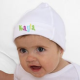 Kid's Personalized Name©- Infant Hat - 4165-H