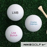You Name It Golf Ball Set - Nike Mojo® Extremely Long - 4196-NM