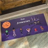 Halloween Character Collection Oversized Doormat - 4204-O