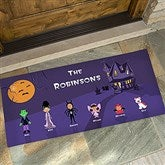Halloween Character Collection Oversized Doormat- 24x48 - 4204-O