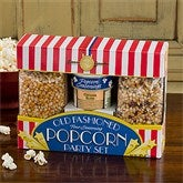 Old Fashioned Four Seasoning Popcorn Party Set - 4242-P