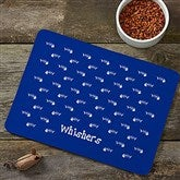 Kitty Kitchen Personalized Meal Mat - 4298