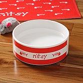 Kitty Kitchen Cat Bowl - Small - 4299-6
