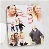 Photo Collage Personalized Mouse Pad- Vertical - 4462-V